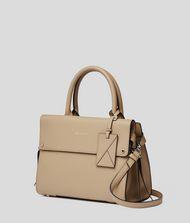 KARL LAGERFELD K/Ikon Mini Top Handle Bag 9_f