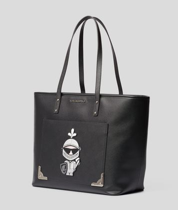KARL LAGERFELD K/TREASURE TOTE