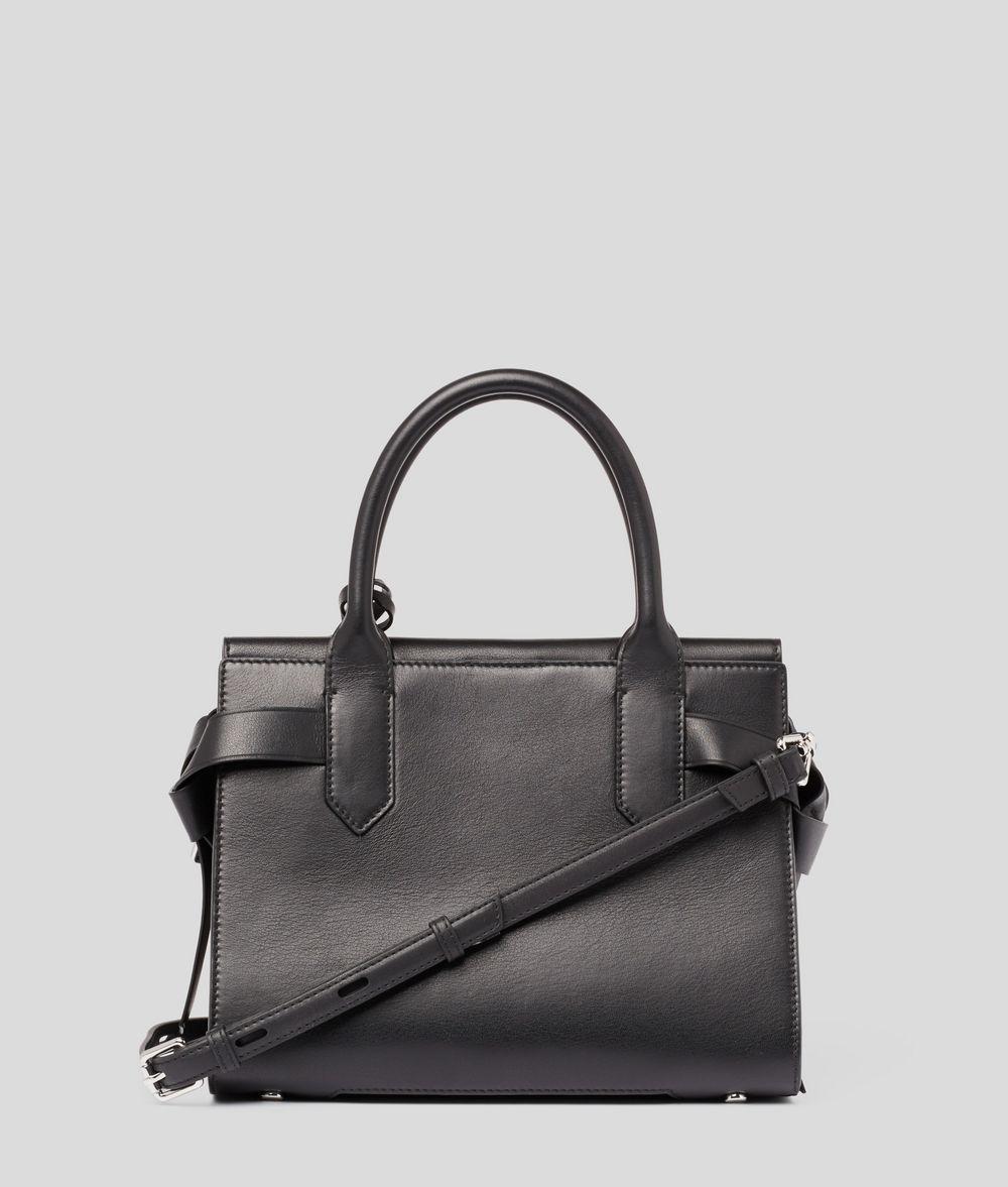 KARL LAGERFELD Мини-сумка K/Ikon с ручкой сверху Дамская сумка Для Женщин d