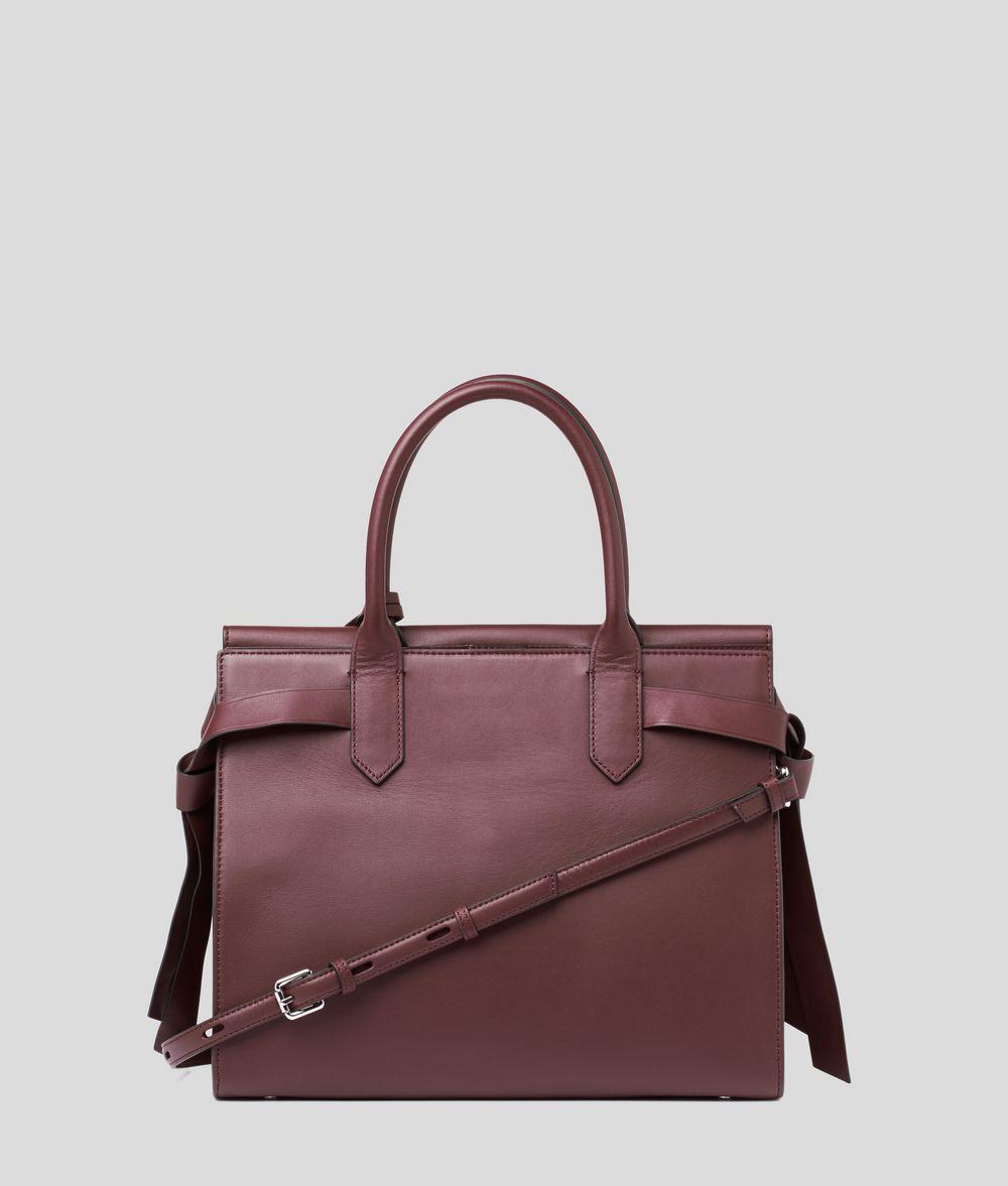 KARL LAGERFELD K/Ikon Top Handle Bag Handbag Woman d