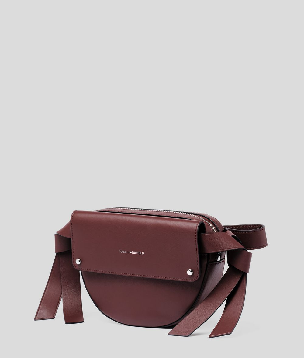 KARL LAGERFELD K/Ikon Belt Bag Fanny pack Woman d