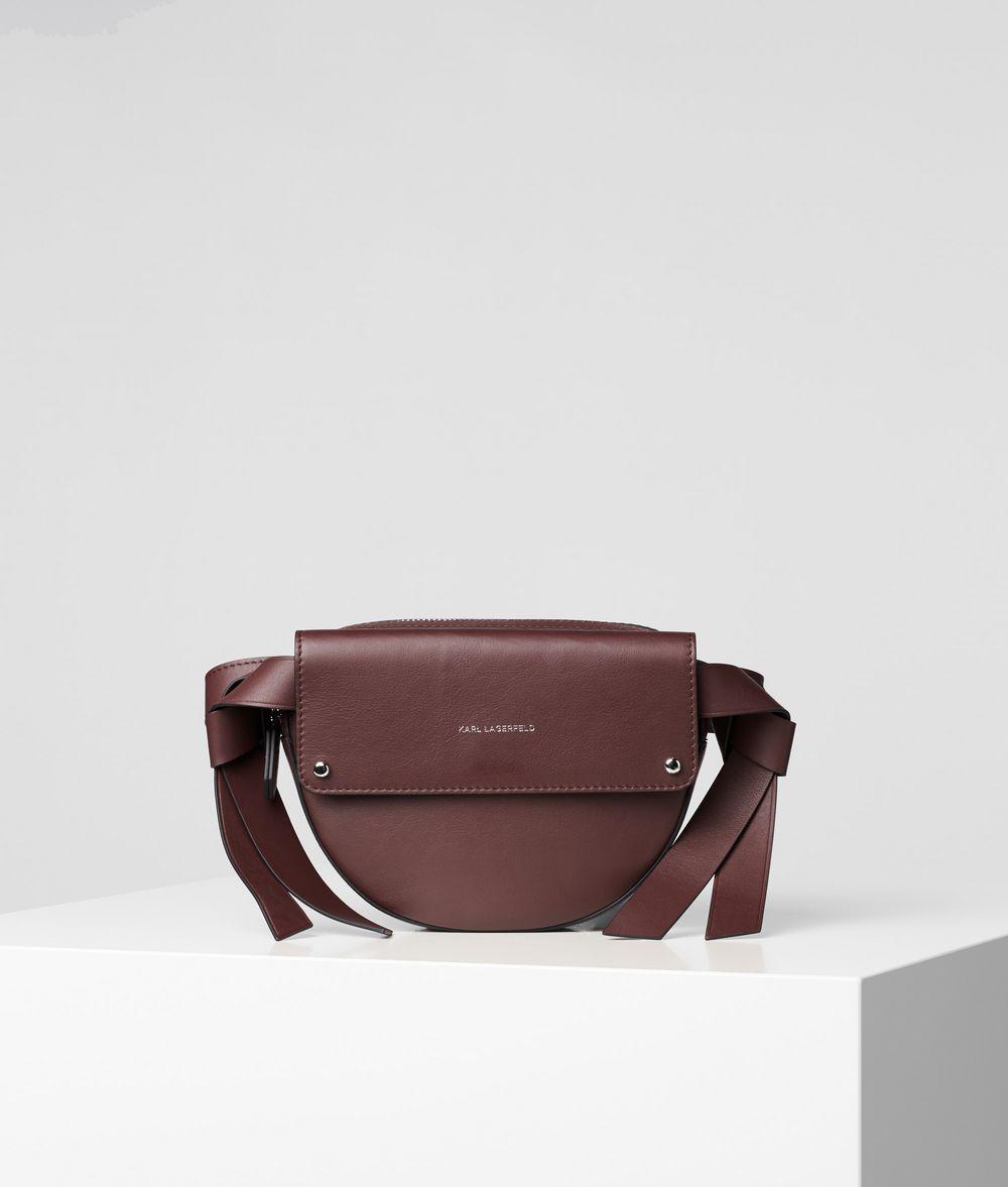 KARL LAGERFELD K/Ikon Belt Bag Fanny pack Woman f