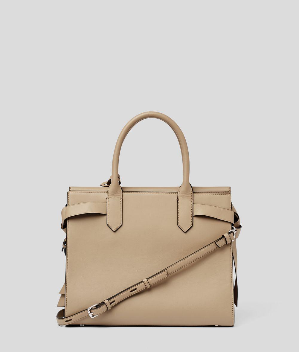 KARL LAGERFELD Сумка K/Ikon с ручкой сверху Дамская сумка Для Женщин d
