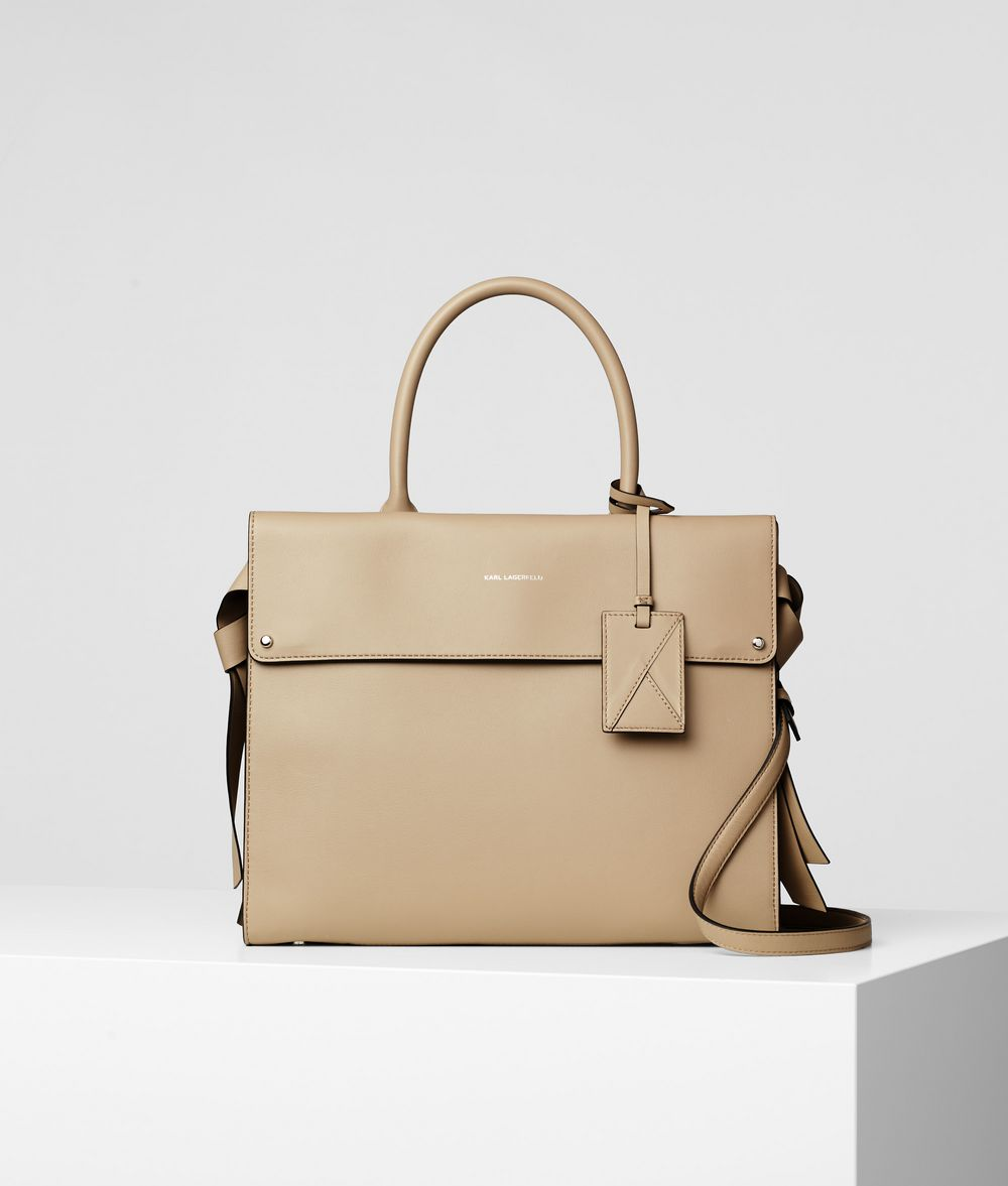 KARL LAGERFELD K/Ikon Top Handle Bag Handbag Woman f