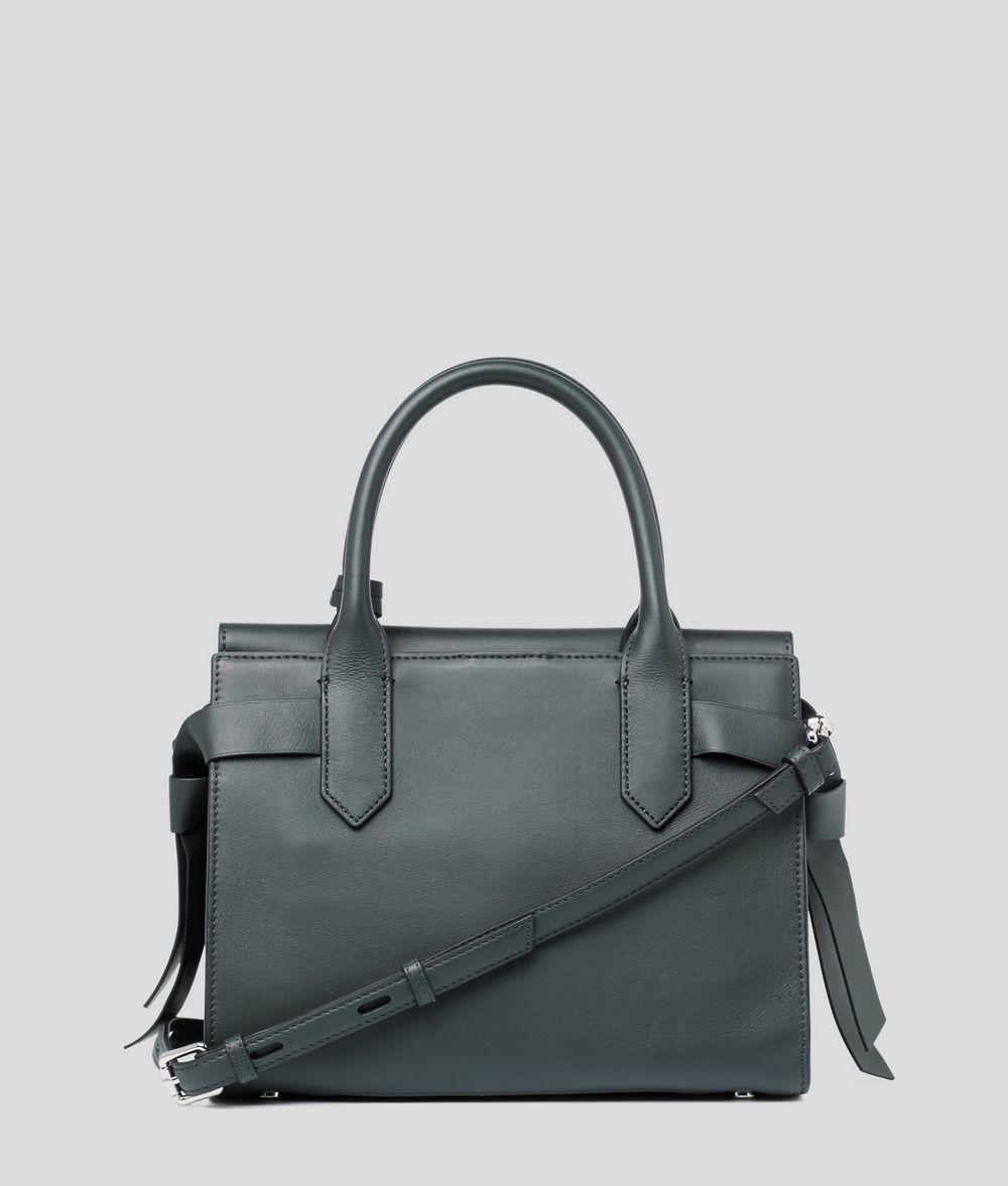 KARL LAGERFELD K/Ikon Mini Top Handle Bag Handbag Woman d