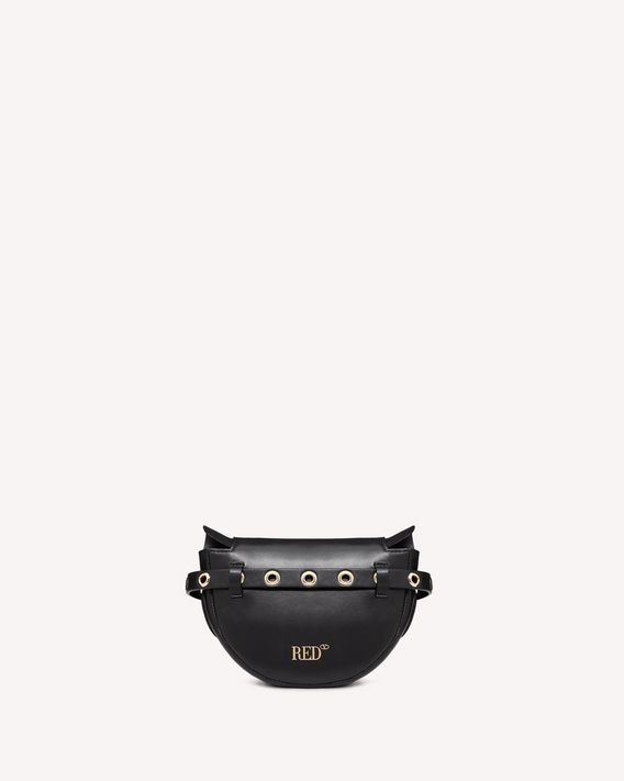 REDValentino ROCK RUFFLES BELT BAG