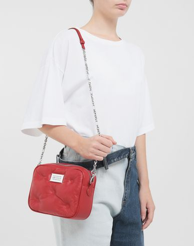 BAGS Glam Slam small box bag Red