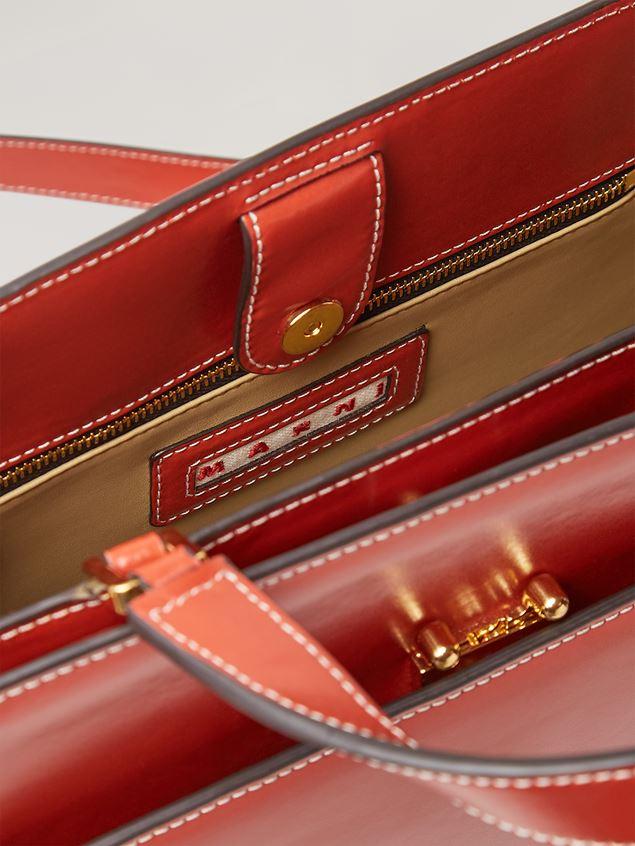 Marni TRUNK REVERSE handbag in nappa calfskin Woman - 5
