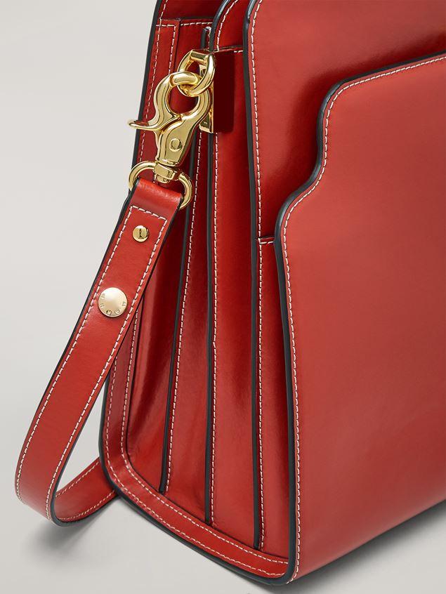 Marni TRUNK REVERSE handbag in nappa calfskin Woman - 2