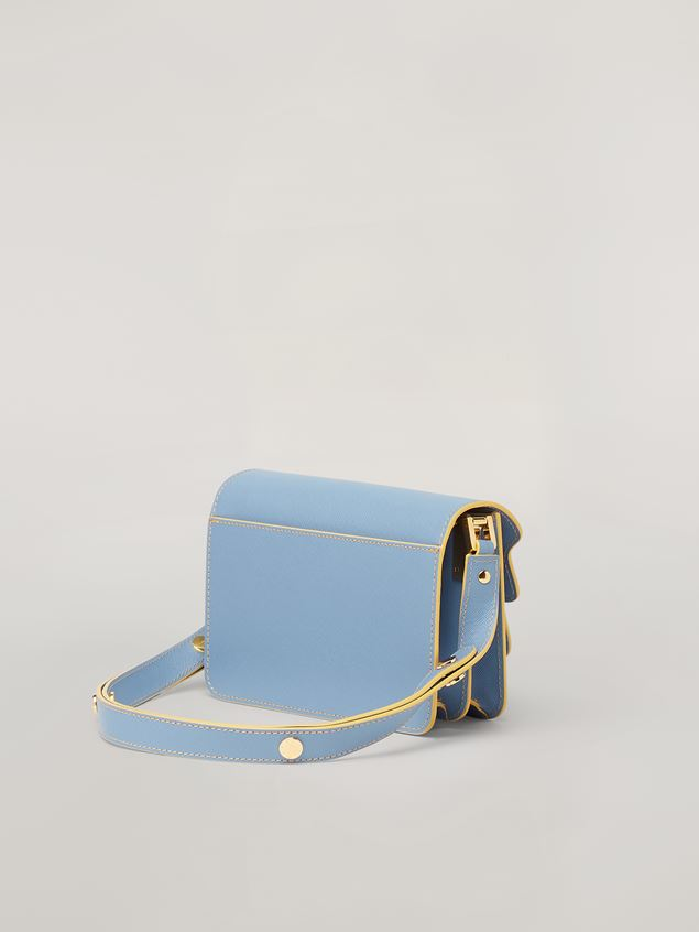 Marni TRUNK minibag in Saffiano calf  Woman
