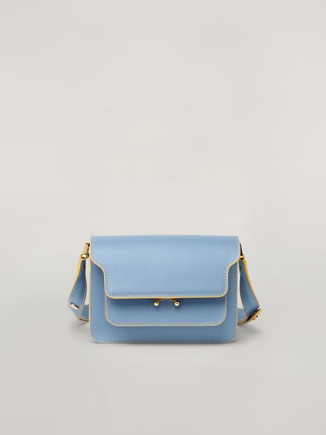 Marni TRUNK minibag in Saffiano calf  Woman - 1