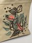 Marni HARLEM bag in canvas Jungle Liz print green Woman - 4