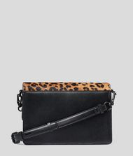 KARL LAGERFELD K/Signature Leopard Shoulder Bag 9_f