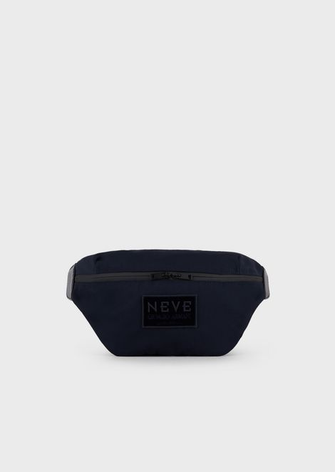 Giorgio Armani Neve nylon belt bag