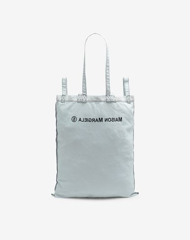 BAGS Six handle bag Azure