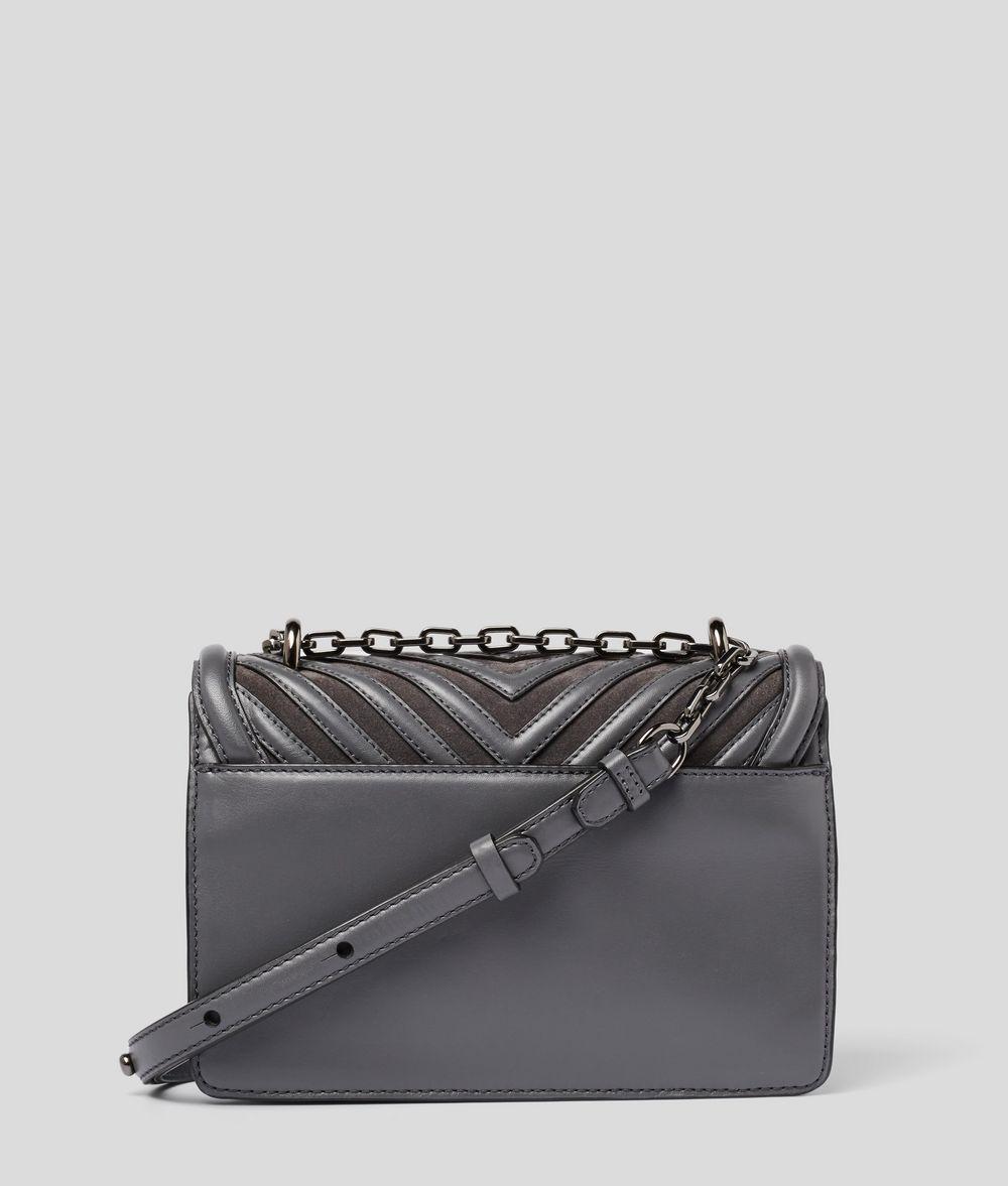 KARL LAGERFELD K/Klassik Quilted Shoulder Bag Shoulder bag Woman d