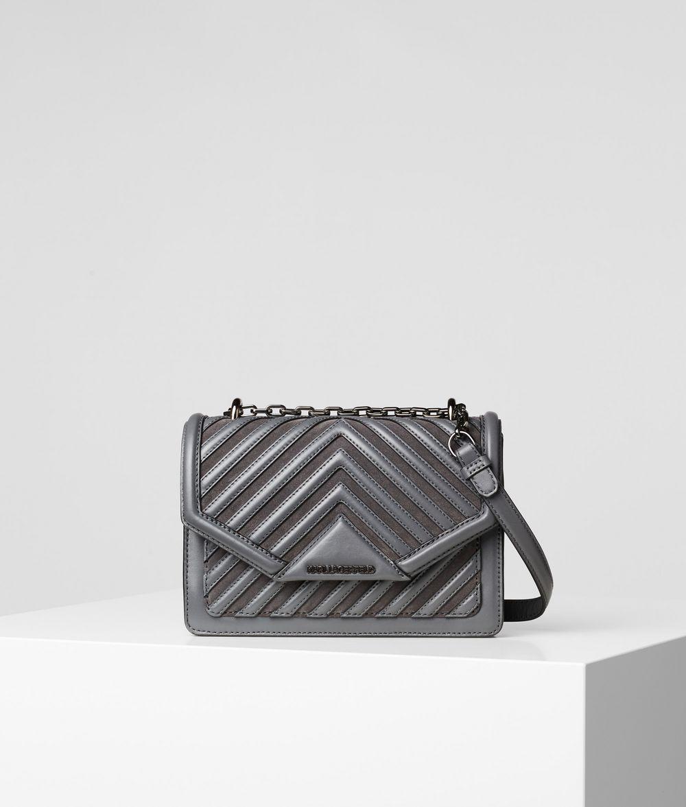 KARL LAGERFELD K/Klassik Quilted Shoulder Bag Shoulder bag Woman f
