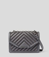 KARL LAGERFELD K/Klassik Quilted Shoulder Bag 9_f