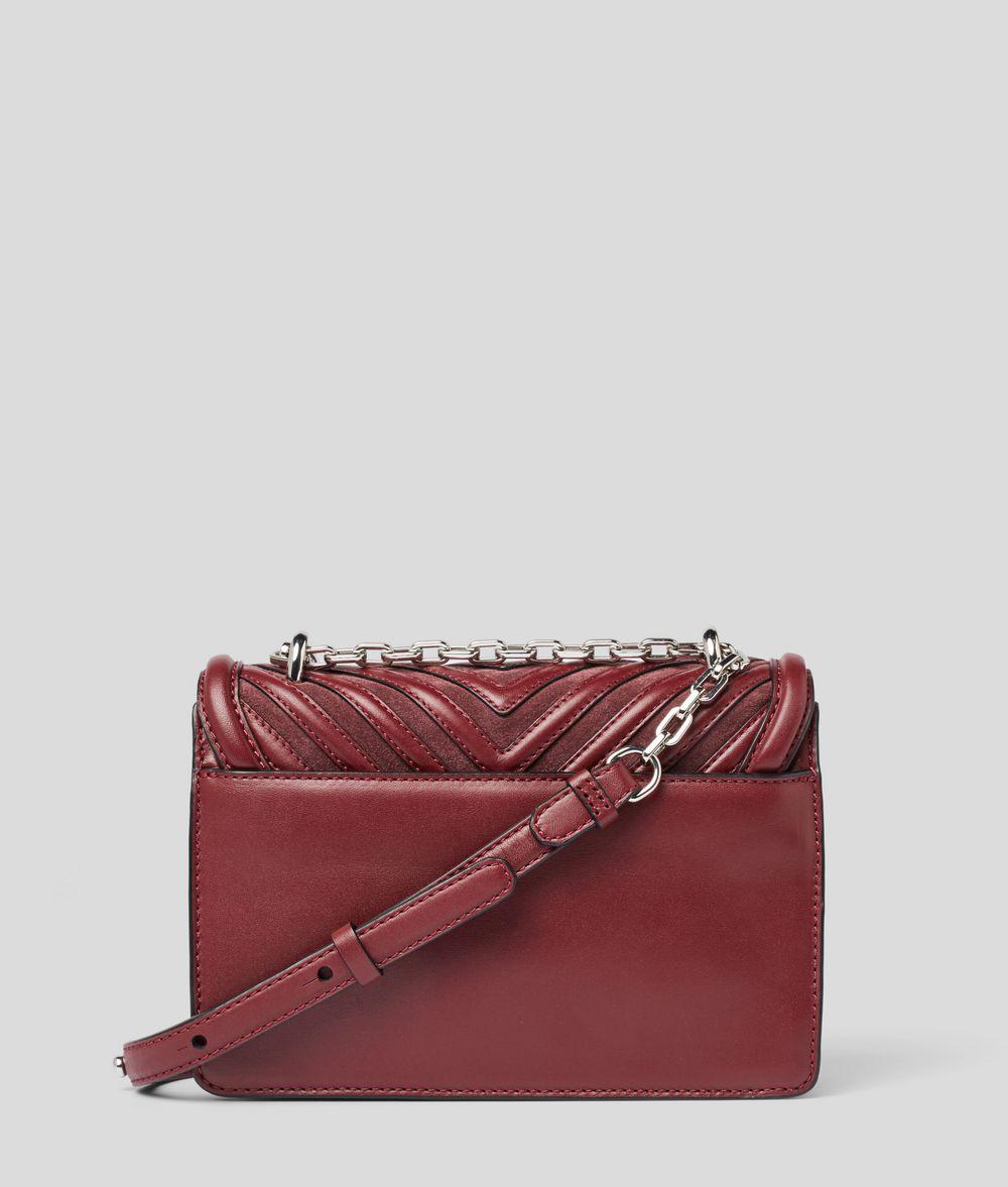 KARL LAGERFELD K/Klassik Quilted Small Shoulder Bag Shoulder bag Woman d