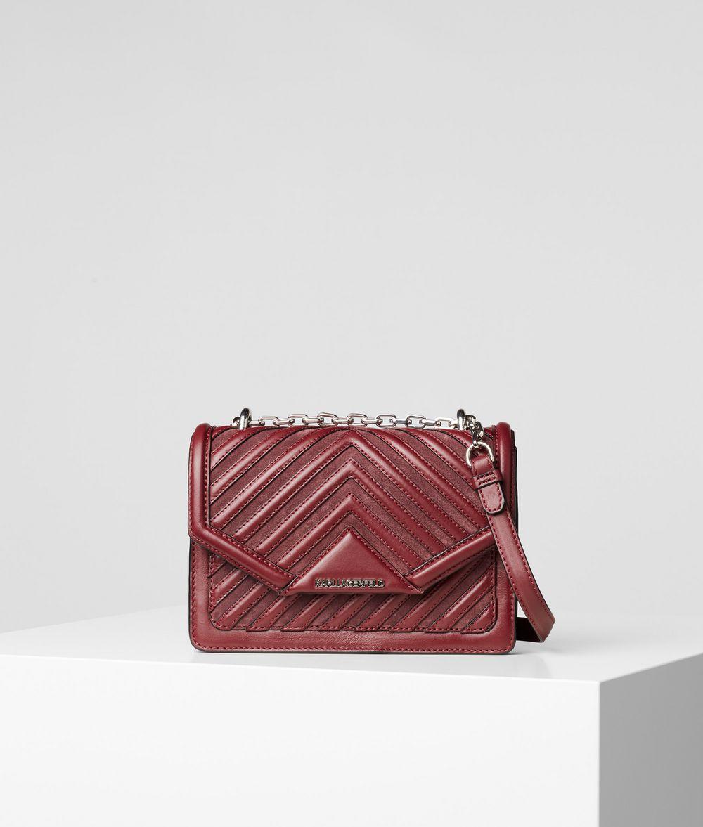 KARL LAGERFELD K/Klassik Quilted Small Shoulder Bag Shoulder bag Woman f