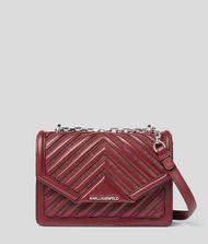 KARL LAGERFELD K/Klassik Quilted Small Shoulder Bag 9_f