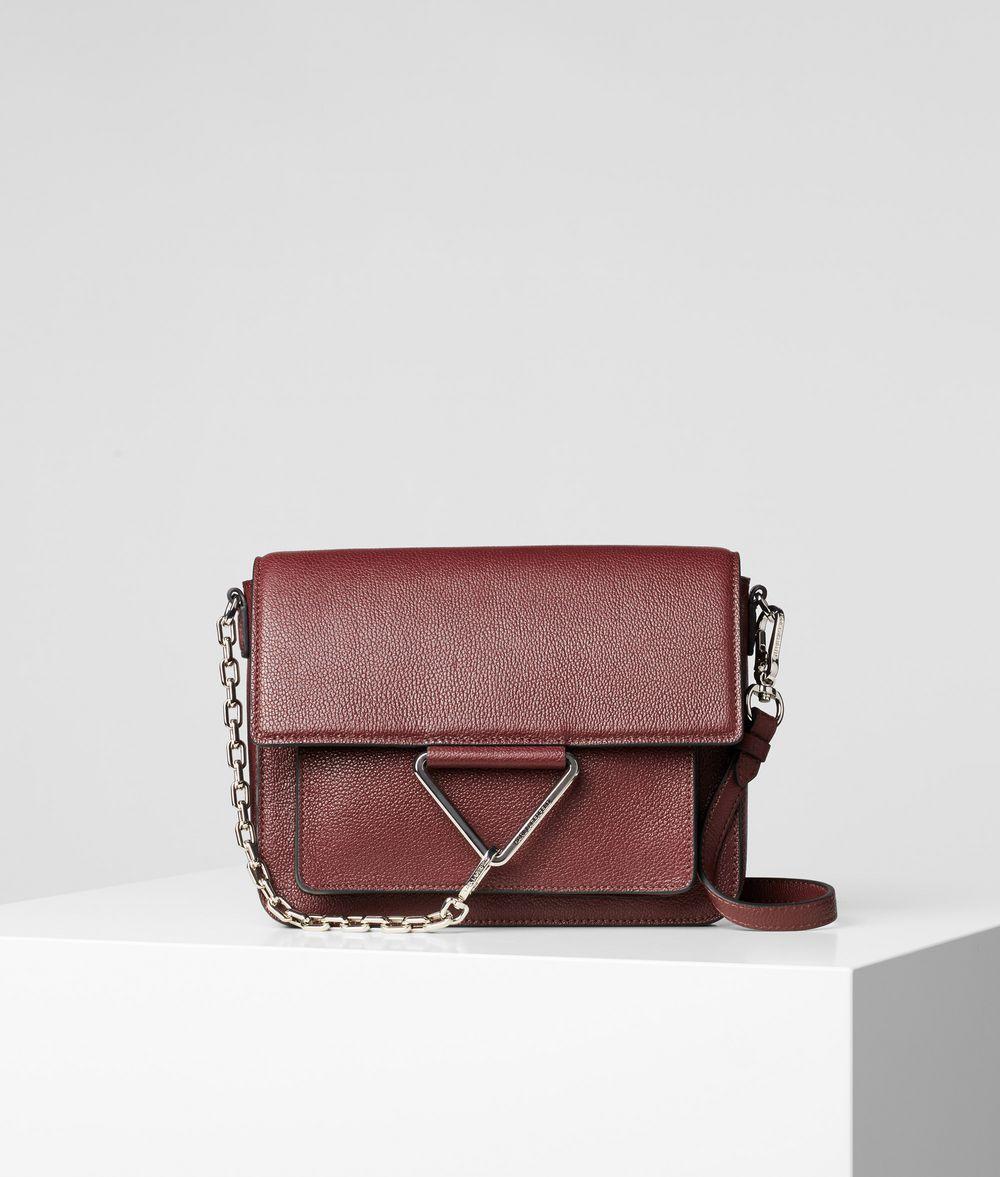 KARL LAGERFELD K/Vektor Shoulder Bag Shoulder bag Woman f