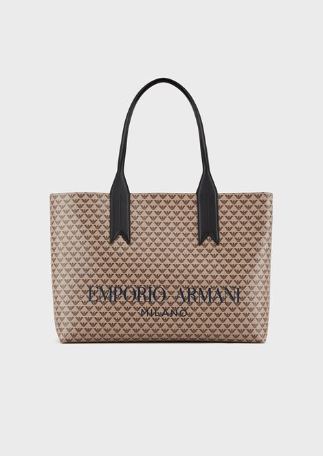 Shopper monogram all over