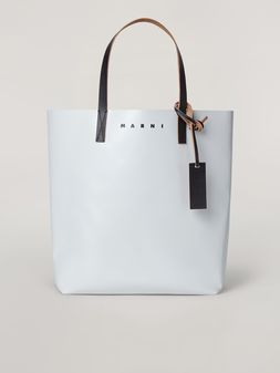 Marni Coated PVC shopping bag Man