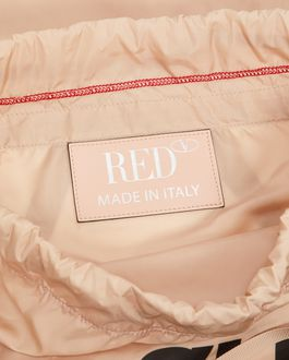 REDValentino RED PACKER ENCRYPTED LOVE NOTES 双肩包