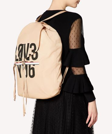 REDValentino SQ0B0B83TNQ WZ0 Backpack Woman b