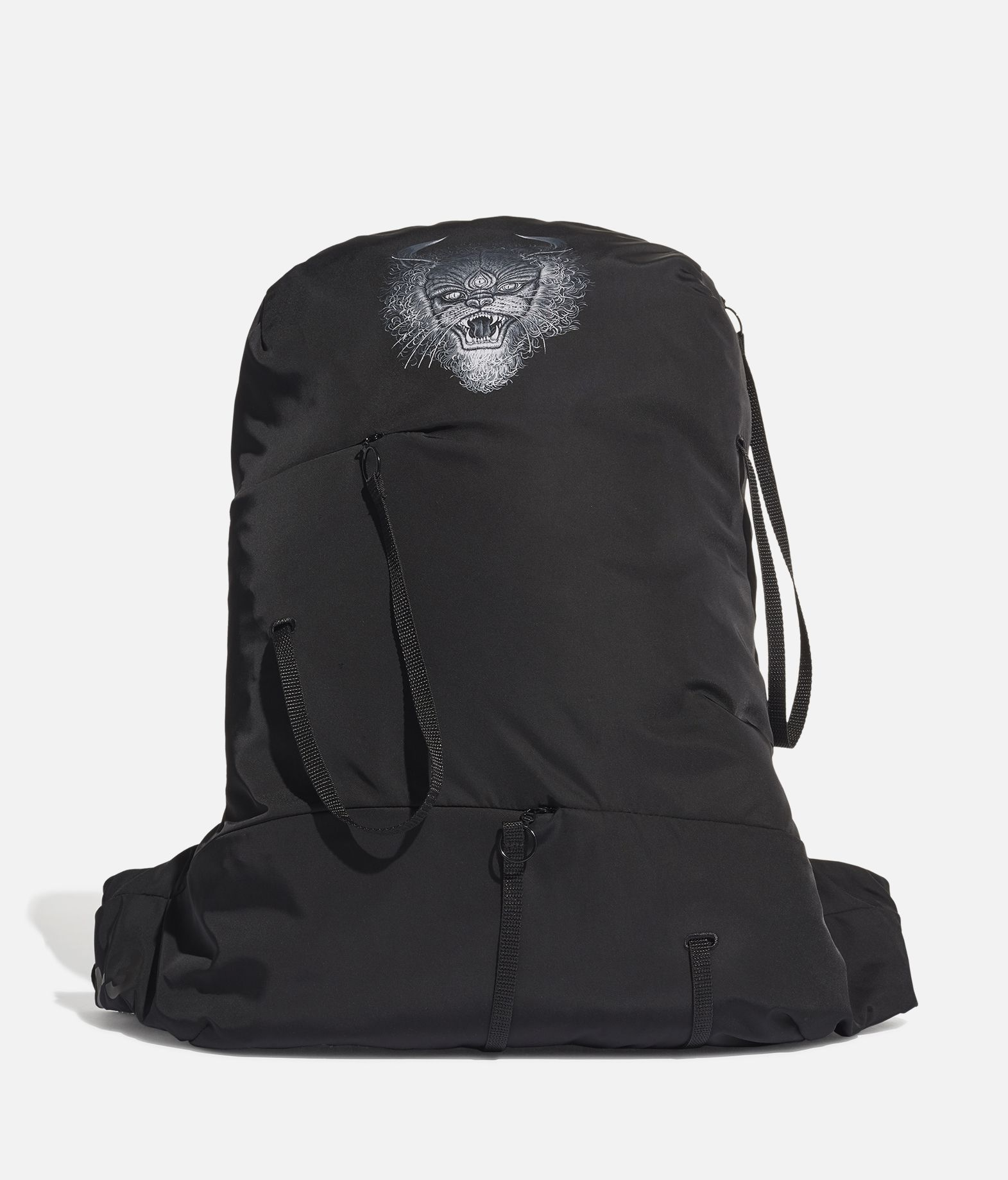 Y-3 Y-3 Bungee Bag Backpack E f
