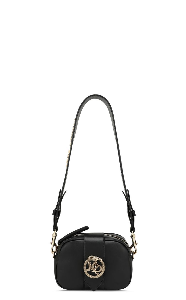 JUST CAVALLI Shoulder bag with Just-Snake logo Crossbody Bag Woman f