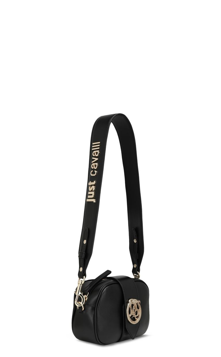 JUST CAVALLI Shoulder bag with Just-Snake logo Crossbody Bag Woman r