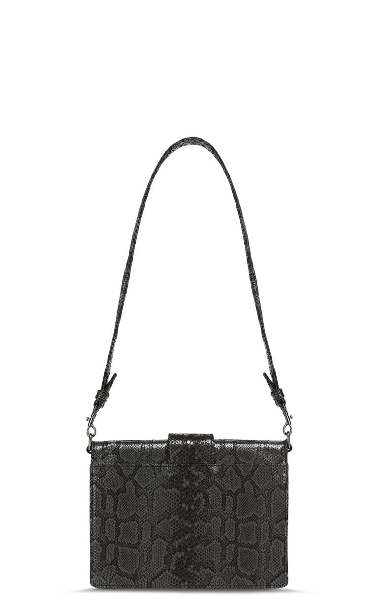 JUST CAVALLI Shoulder bag with snake buckle Crossbody Bag Woman e