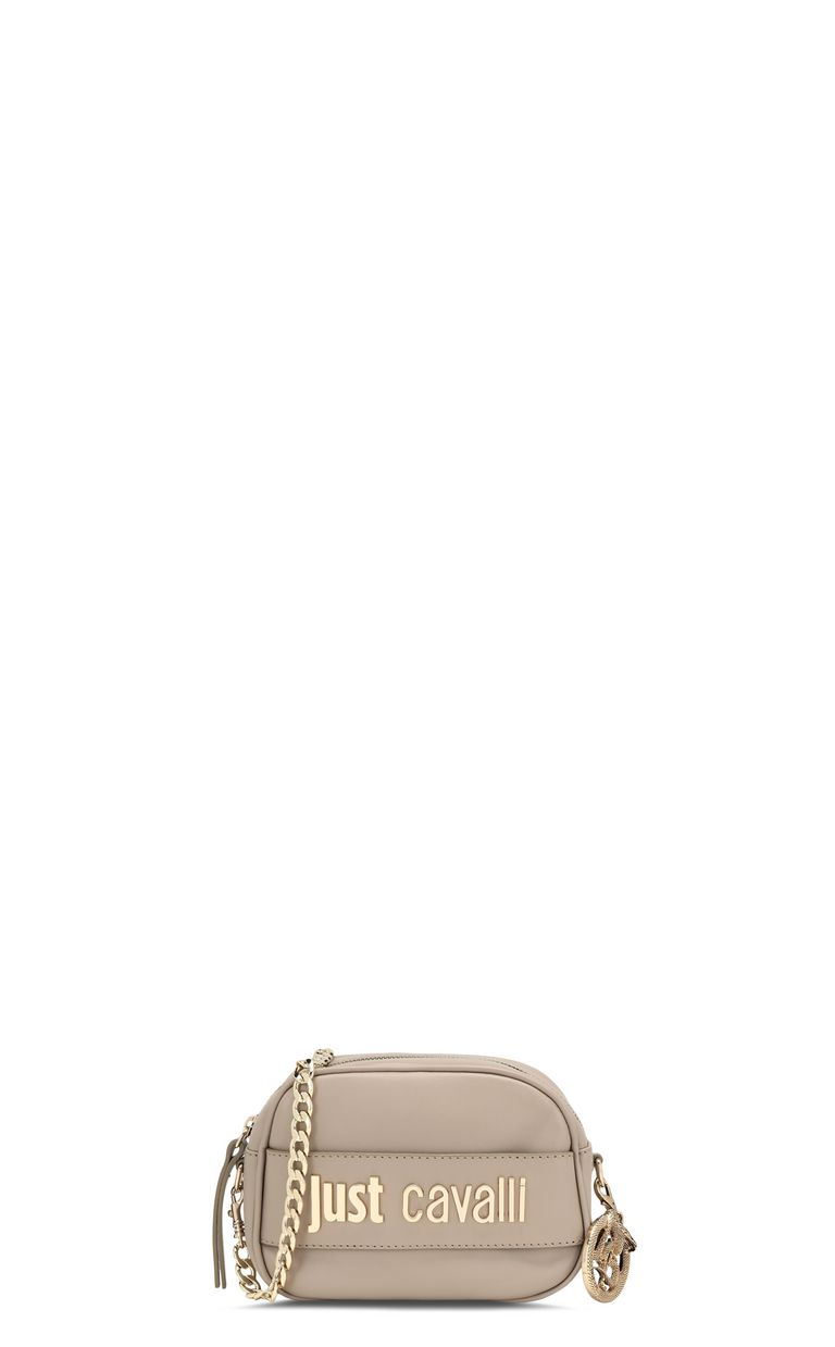 JUST CAVALLI Crossbody bag with logo Crossbody Bag Woman f
