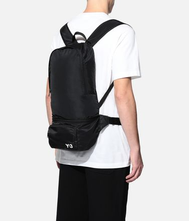 Y-3 Backpack E Y-3 Packable Backpack r