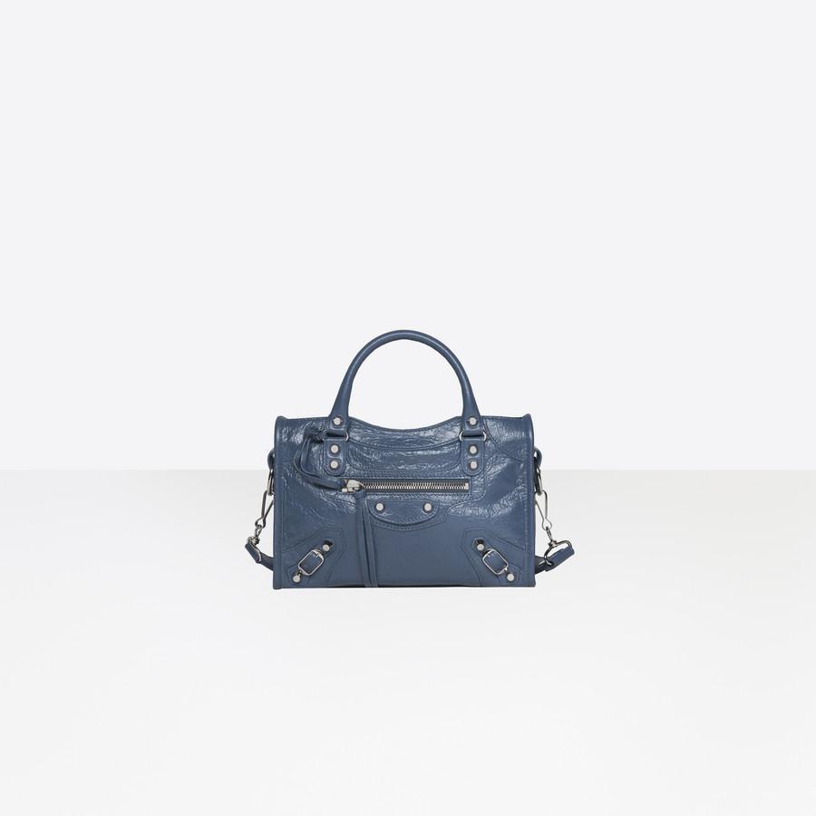 Classic City Mini Shoulder Bag for