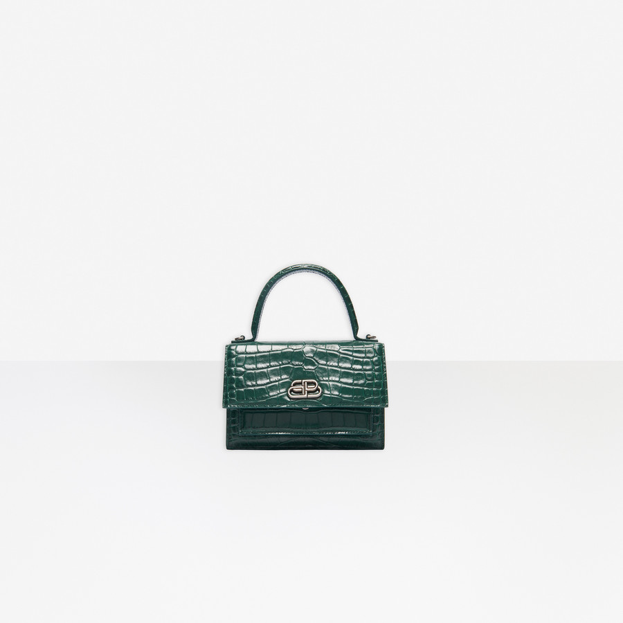 Sharp XS Satchel Shoulder Bag FOREST