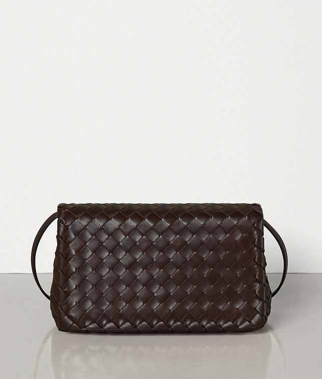 BOTTEGA VENETA SHOULDER BAG IN INTRECCIATO NAPPA Shoulder Bag Woman fp