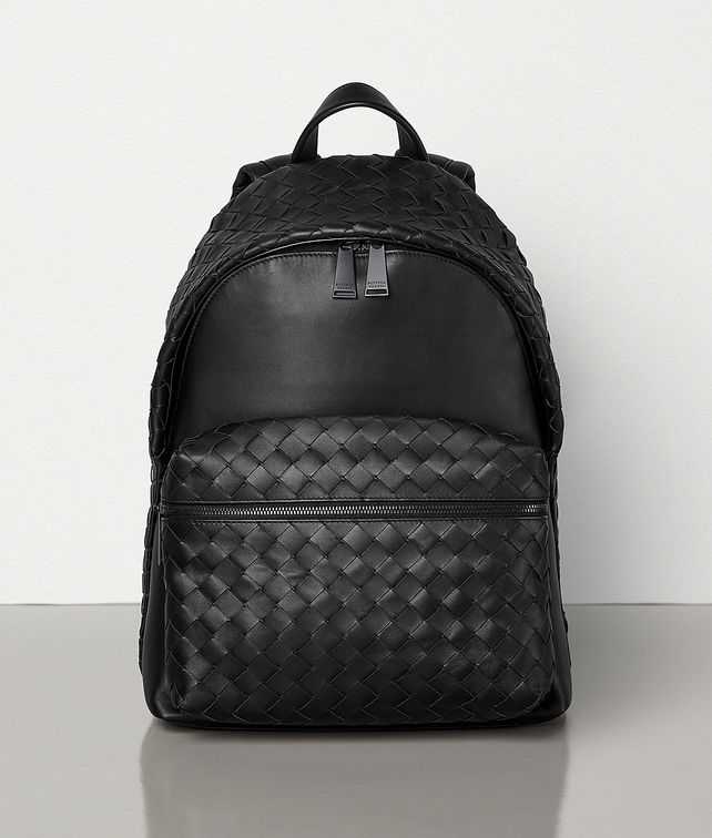 BOTTEGA VENETA MEDIUM BACKPACK IN INTRECCIATO VN Backpack Man fp