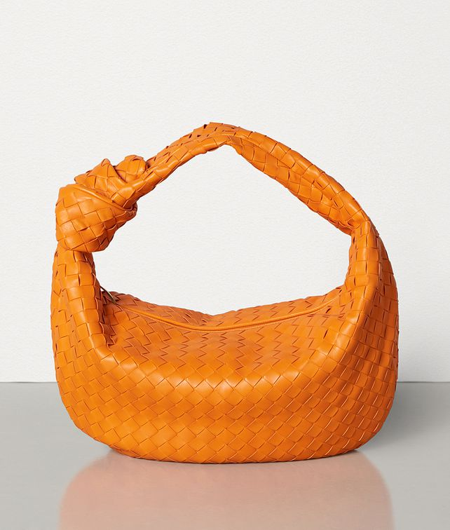 BOTTEGA VENETA MEDIUM BV JODIE IN INTRECCIATO NAPPA Shoulder Bag Woman fp
