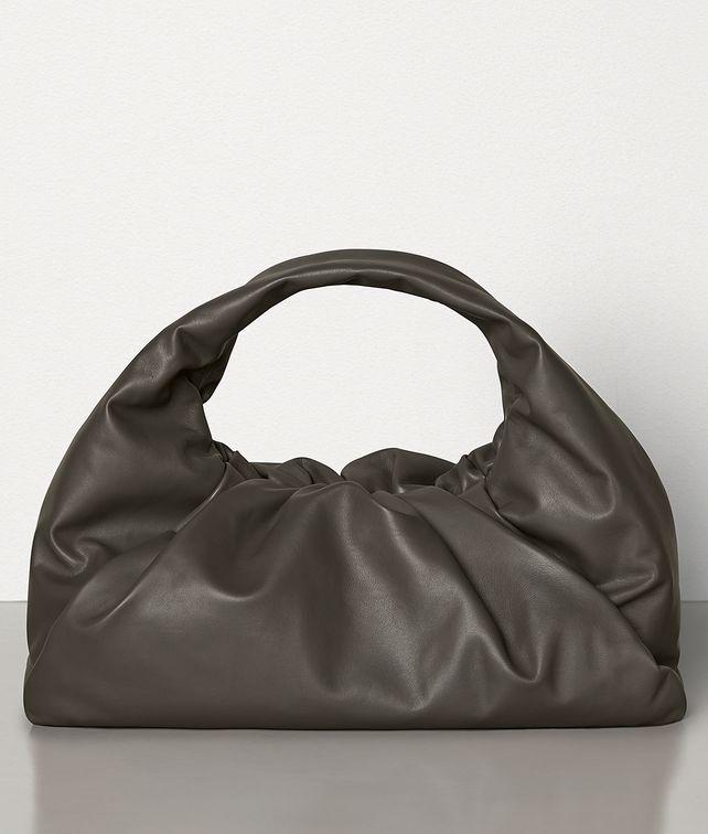 BOTTEGA VENETA THE SHOULDER POUCH IN CALF Shoulder Bag Woman fp