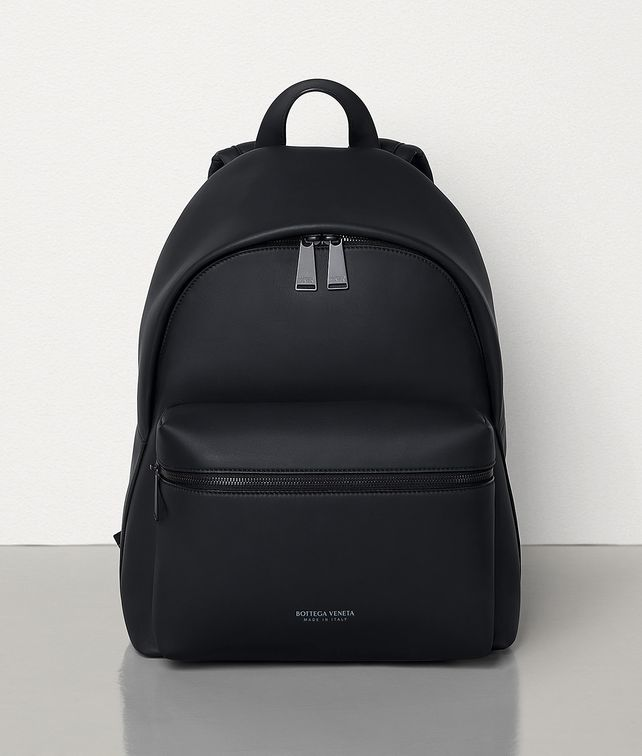 BOTTEGA VENETA MEDIUM BACKPACK IN MATTE CALF Backpack Man fp