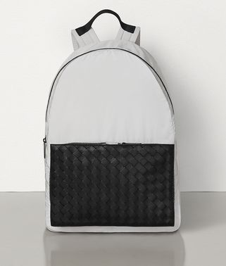 MEDIUM BACKPACK IN LIGHT PAPER NYLON