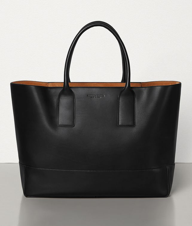 BOTTEGA VENETA TOTE IN FRENCH CALF Tote Bag Man fp