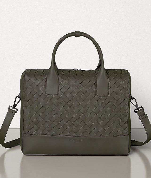 BOTTEGA VENETA BRIEFCASE IN INTRECCIATO VN Business bag Man fp