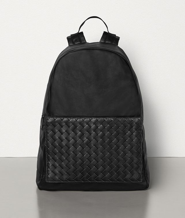 BOTTEGA VENETA SMALL BACKPACK IN ULTRALIGHT LEATHER Backpack Man fp