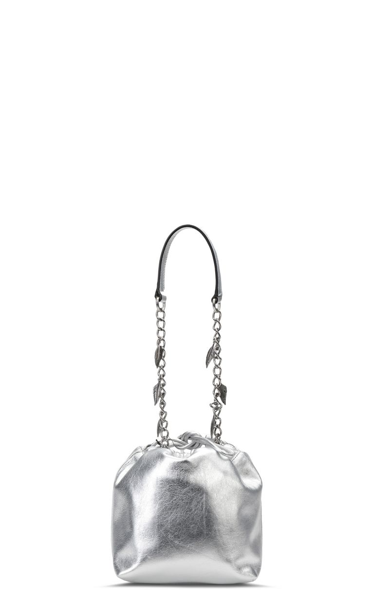 JUST CAVALLI Bucket bag with chain Crossbody Bag Woman e