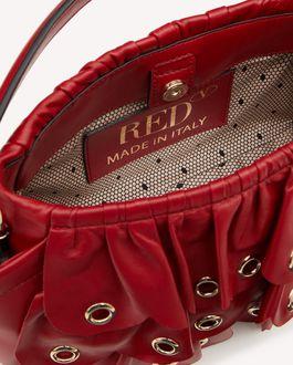 REDValentino RED WAVES CROSSBODY BAG