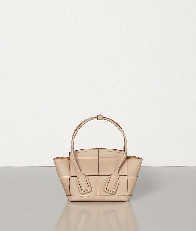 BOTTEGA VENETA Mini Arco Top Handle Bag Woman fp